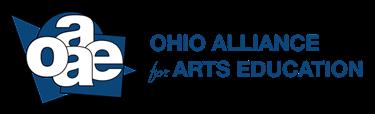 Ohio Alliance for Arts Education (OAAE) Logo